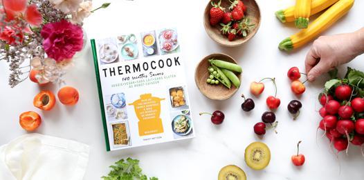 livre de recette pour robot multifonction cuiseur