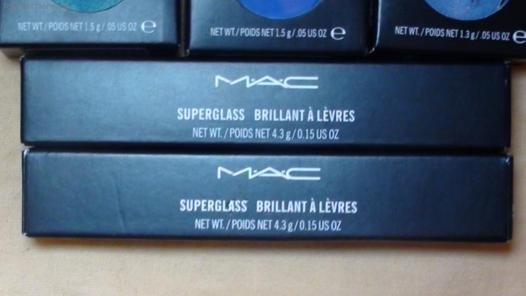 lot maquillage mac