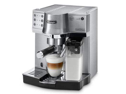 machine a cafe expresso et cappuccino delonghi