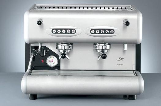 machine à café professionnelle italienne