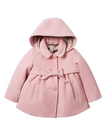 manteau bébé fille 6 mois
