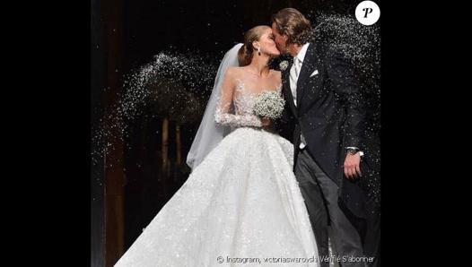 mariage swarovski