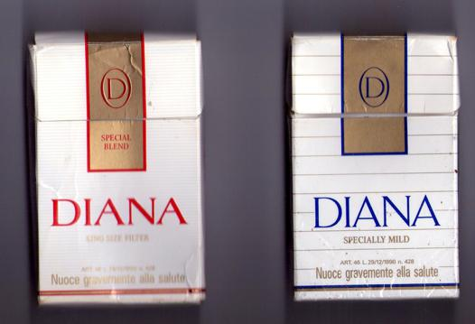 marque de cigarette italienne