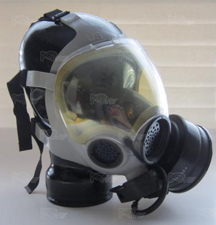 masque a gaz paintball