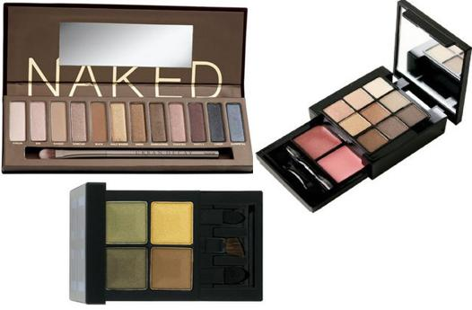 meilleur palette maquillage