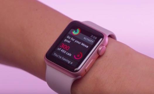 montre apple watch femme