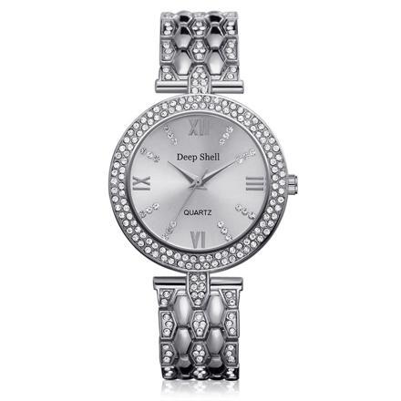montre femme avec diamant