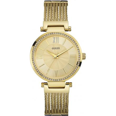 montre femme dorée pas cher