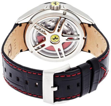 montre ferrari automatique