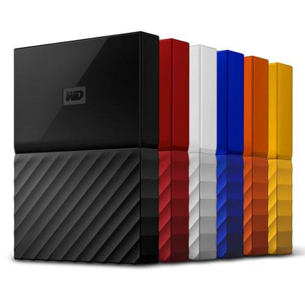 my passport western digital