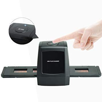numériseur de films négatifs diapos et photos