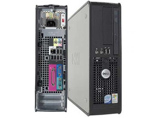 ordinateur dell 755