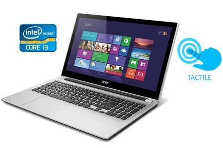 ordinateur portable acer aspire v5