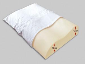 oreiller ergonomique cervical à mémoire de forme