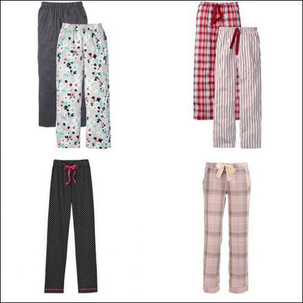 pantalon de pyjama femme pas cher