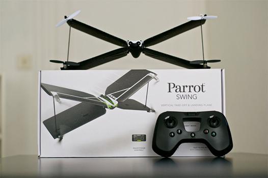 parrot swing avis