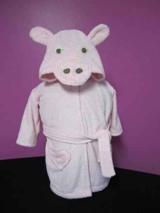 peignoir cochon