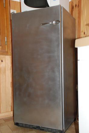 peinture inox pour frigo