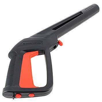 pistolet pour nettoyeur haute pression black et decker