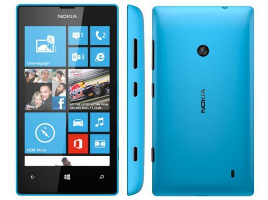 portable nokia lumia 520