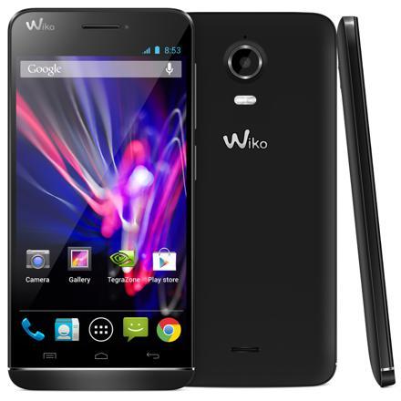 portable tactile pas cher wiko