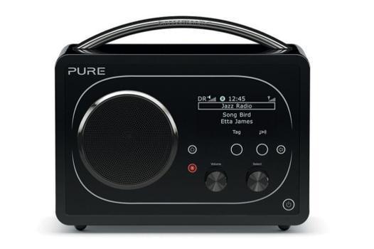poste radio pure