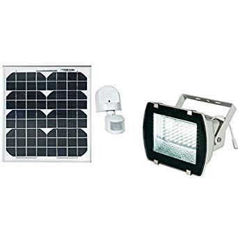 projecteur solaire puissant