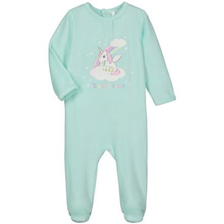 pyjama bebe licorne