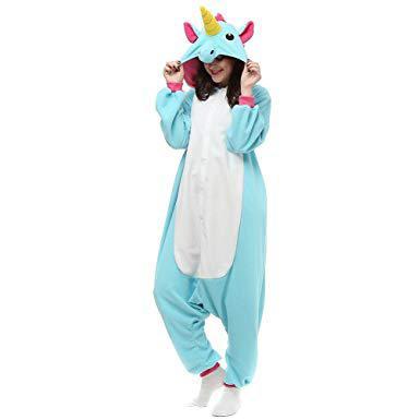 565cabb877f52 ▷ Avis Pyjama une pièce licorne ▷ Le Test du Meilleur produit en ...