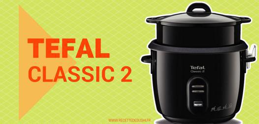 recette tefal classic 2