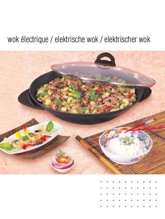 recettes wok tefal