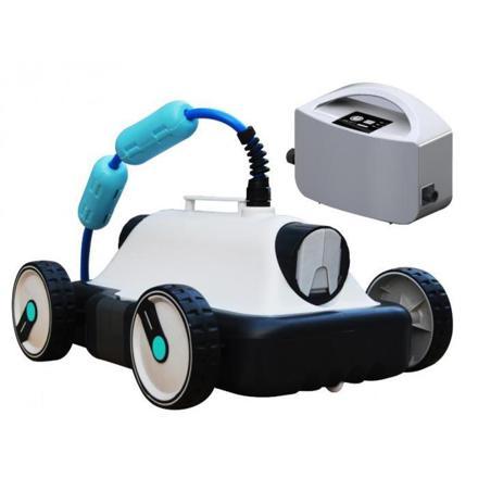 robot electrique piscine hors sol pas cher