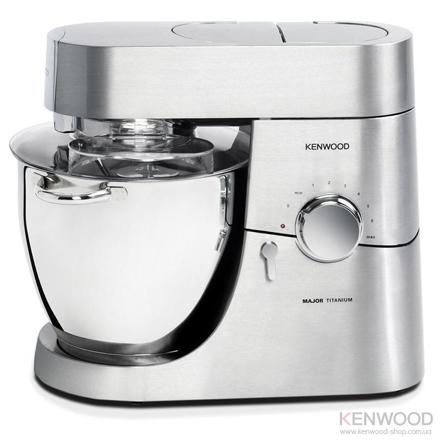robot kenwood major titanium