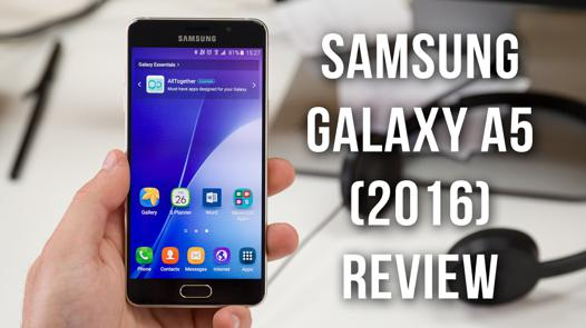samsung galaxy a5 2016 test