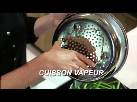 seb clipso cuisson vapeur