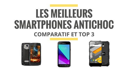 smartphone fiable et robuste