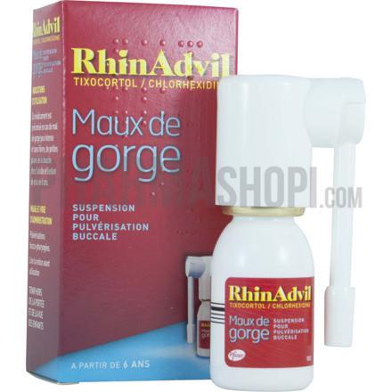 solution pour mal de gorge