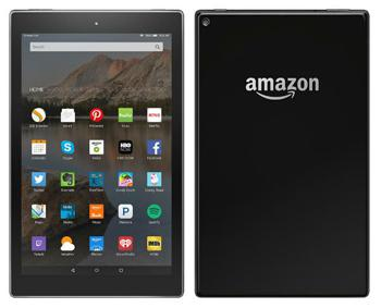 tablette amazon 10 pouces