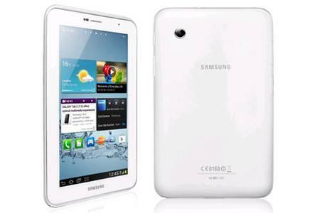 tablette samsung galaxy 2