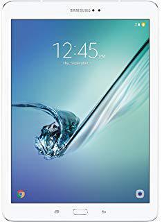 """tablette samsung galaxy tab s2 9.7"""" 64 go blanc"""