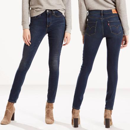 taille jean levis femme