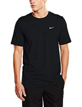 tee shirt noir nike