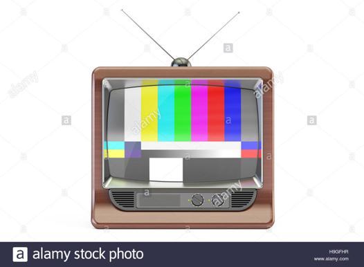 test tv 3d
