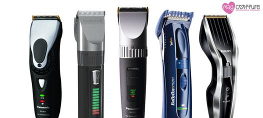 tondeuse cheveux barbe comparatif