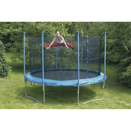 vente de trampoline