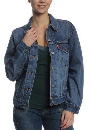 veste jean femme levis