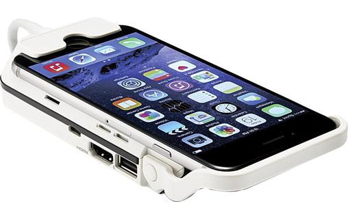 video projecteur iphone 6