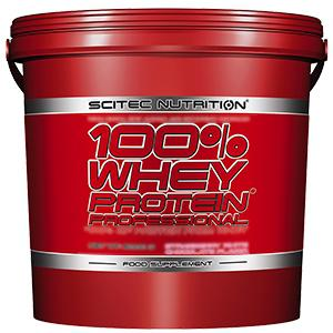 100 whey protein professional 5kg