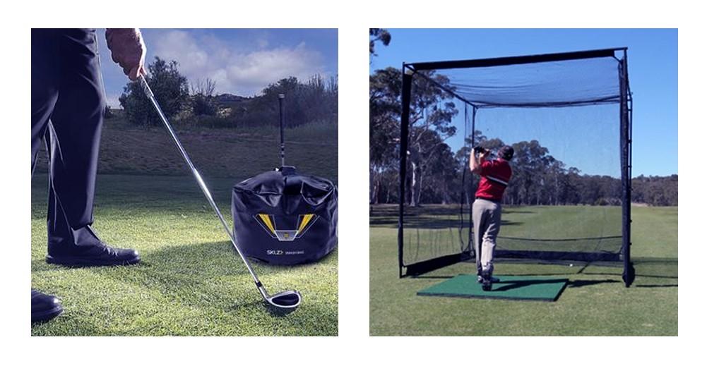 accessoire entrainement golf