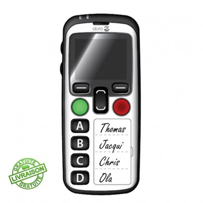 alarme portable personne agee